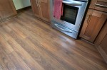 Small Kitchen - Flooring