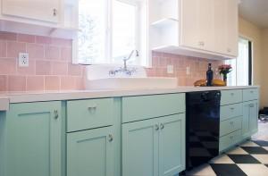 Retro Kitchen Renovation