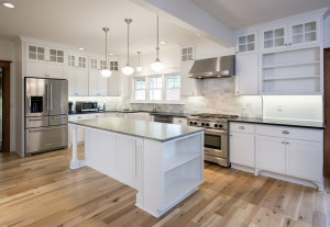 Sandy Farmhouse Kitchen