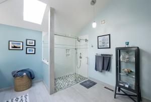 Tranquil Master Bath Renovation